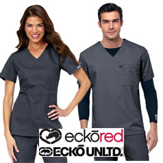 Ecko Red Scrubs | Ecko Unltd. Scrubs