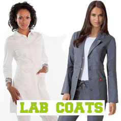 Lab Coats and Medical Jackets