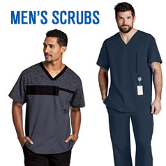 Men's Scrubs