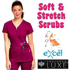 Soft & Stretch Scrubs