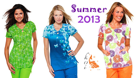 Koi Scrubs Sale
