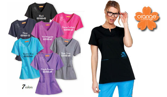 Koi Scrubs New for Summer