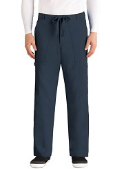 GA0203 Grey's Anatomy Men Zip Fly Drawstring Pants Soft  S - 5XL
