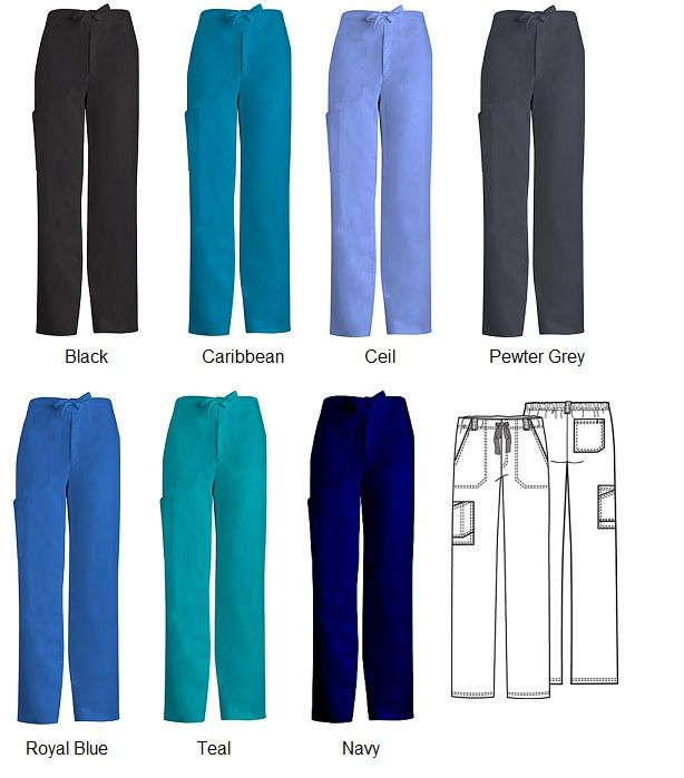C1022 Cherokee Men Pants <br>Soft & Stretch <br> S to 3XL