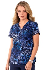 1030PR-BOB Koi Unforgettable Top Breeze Ombre Blues <BR>FINAL SALE