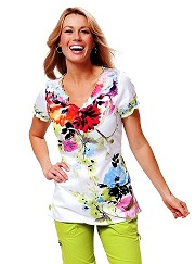190PLM-VRG Koi Brianna Top High Tide<br> Summer 2014