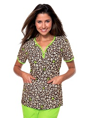 207PR-ITN Koi Christina Scrub Top Instinct <br> Summer 2013 (XS)