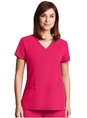GA2115 Grey's Anatomy Signature Vneck Scrub Top STRETCH *FINAL SALE*
