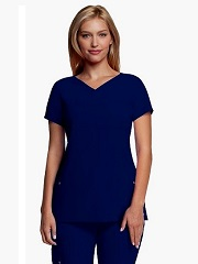 GA2120 Grey's Anatomy Signature Scrub Top XXS - 3XL *SOFT STRETCH* FINAL SALE