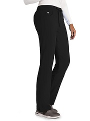 GA2210 Grey's Anatomy Signature Low Rise Pants Stretch XXS - 2XL (Regular, Tall, Petite) FINAL SALE