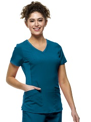 2245 Healing Hands Juliet Top (Purple Label Line)