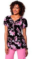 251PRM-TGS Koi Brittany Scrub Top Togetherness <br>Fall 2014 (XS,M,L)