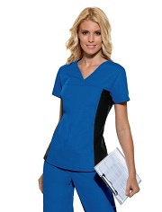 C2874 Cherokee Flexible Top *Stretch* 4XL - 5XL