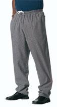 "303P Chef Woven Pants - 1"" waistband"