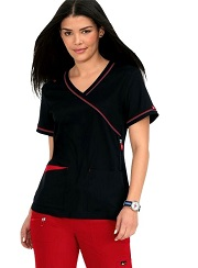382 Koi Revive Scrub Top <br>FINAL SALE *S,M,L