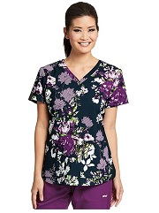 GA41386-SOR Grey's Anatomy Top Striped Rose<br> Fall/Winter 2018