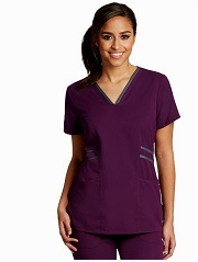 GA41458 Grey's Anatomy Marquis Scrub Top *FINAL SALE*