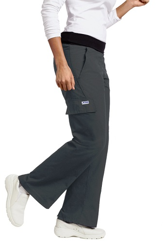 416P Mobb Stretch Waist Fitted Pants (Regular, Tall, Petite)