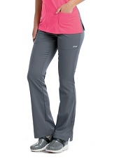 GA4275 Grey's Anatomy Active Logo Waist Band Pants  (Regular, Petite) <br>XXS - 3XL *SLIM FIT*