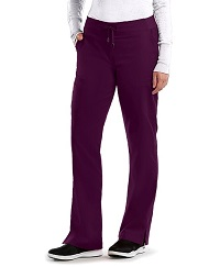 GA4277 Grey's Anatomy Slim Cargo Pocket Pants <br>Reg,Petite,Tall (FINAL SALE)