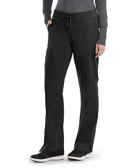 GA4277 Grey's Anatomy Slim Cargo Pocket Pants <br>Reg,Petite,Tall