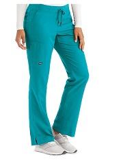 GA4277 Grey's Anatomy Slim Cargo Pocket Pants (FINAL SALE) MEDIUM