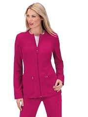 427 Koi Sapphire Deja Jacket Soft n Stretch <br>(XS, L-3XL) FINAL SALE