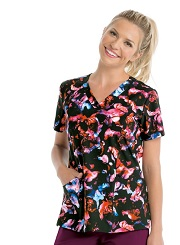 B5107-BODP Barco One Scrub Top STRETCH <Br>FALL 2017 *FINAL SALE*