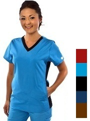 550407 Excel Scrub Set (Top+Pants) XS - 2X <br>*2 Way Stretch Comfort*