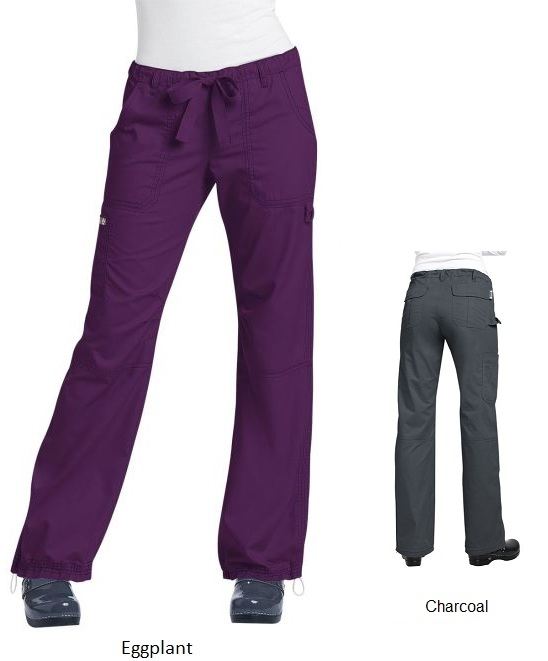 701 Koi Stylish Lindsey Scrub Pants (Regular, Tall, Petite) - XXS to 5XL