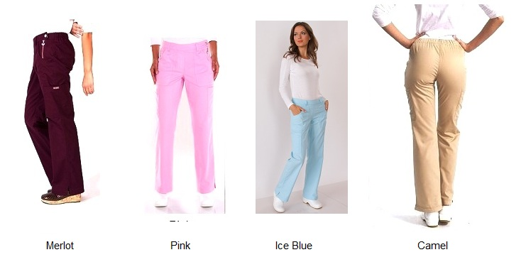 709 Sale Koi Sara Scrub Pants (Regular, Tall, Petite) - XS to 3XL *4 Colors*