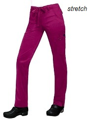 710 Koi Skinny Lindsey Scrub Pants (Regular, Tall, Petite) - XS to 3XL *Skinny/Stretch*