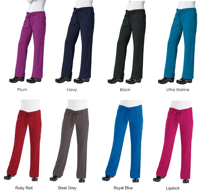 715 Koi Sapphire Alicia Pant<br> (Regular, Tall, Petite) <br>XXS to 3XL  *Stretch*