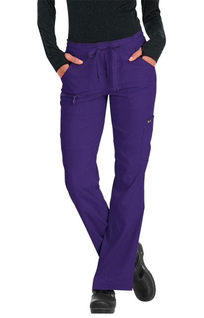 721 Koi Lite Scrub Pants Peace<br> XXS - 3XL STRETCH (Regular, Petite, Tall)