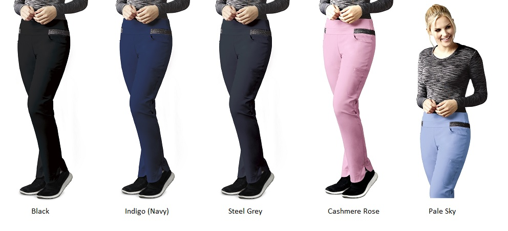 GA7227 Grey's Anatomy IMPACT Harmony Scrub Pants  *Athletic Design*
