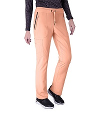 GA7228 Grey's Anatomy IMPACT Harmony Scrub Pants *Athletic Design* PEACH PETAL FINAL SALE