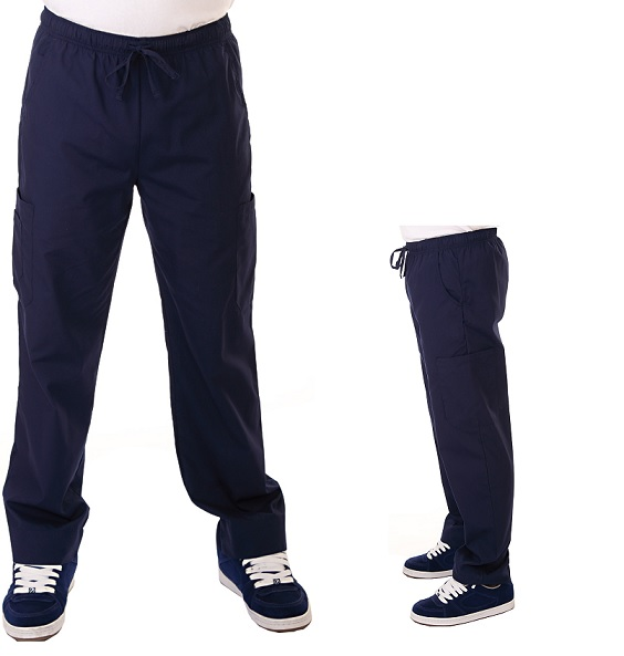E727P Excel Unisex Scrub Pants (XS - 2XL) *Luxuriously soft fabric Stretch*