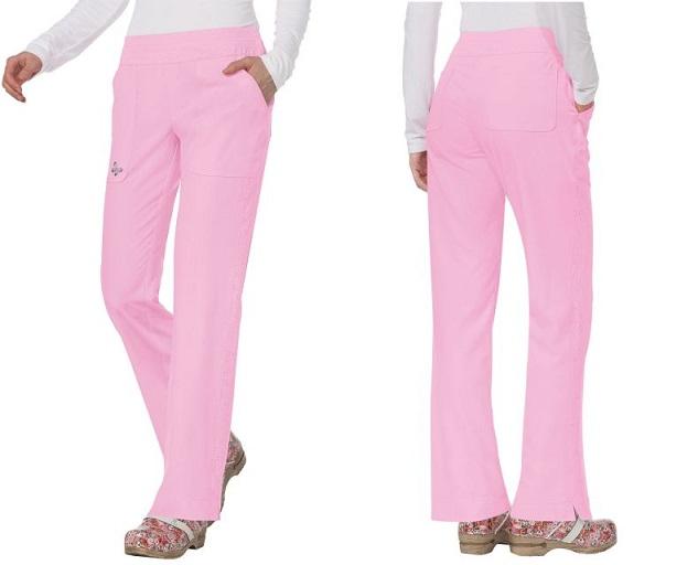 727 Koi Mariposa Maddi Pants <br>Stretch, No Wrinkle, No Shrink (Regular/Tall/Petite) FINAL SALE