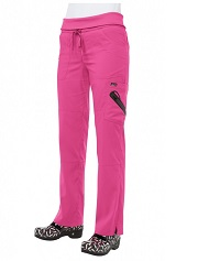 729 Koi Lite Harmony Scrub Pants FINAL SALE *FLAMINGO*