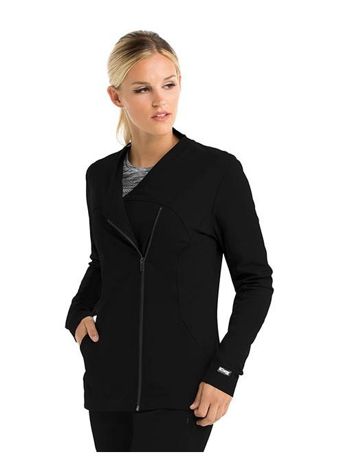 GA7445 Grey's Anatomy IMPACT Jacket *Dupont SORONA Performance Fabric - Athletic Design* FINAL SALE