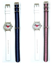 A103 Koi Ashley Quartz Analog Watch <br>2 Watchbands