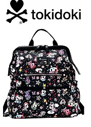 A139 Koi Tokidoki Printed Medical Backpack