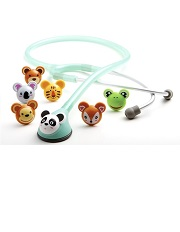 AD618 Platinum Pediatric Stethoscope W/AFD Technology