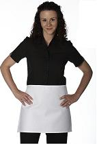 AP387 Waist Apron without Pocket