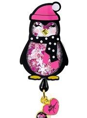 BA156-PNG Betsey Retractable Badges Penguin