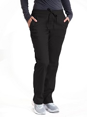 BE004 Barco Essentials Scrubs Women Pants<br>STRETCH, DURABLE, HIGH TEMP WASH