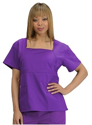 KW115T Klik Fits Berlin Scrub Top <br>FINAL SALE