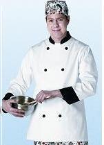 CC250 Mobb Chef Coat (XS - 4XL)