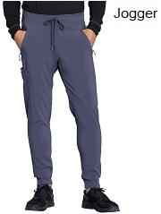CK004A Cherokee Certainty Antimicrobial Stretch Men Jogger Pants