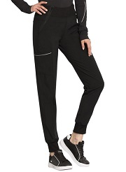 CK110A Cherokee Tapered Leg Jogger Scrub Pant *Certainty Antimicrobial Stretch* <br>(Regular/Petite/Tall)